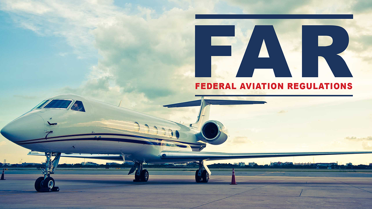 Federal Aviation Regulations (FARs) & Business Jet Aircraft Maintenance Logbooks